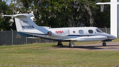 A picture of N119BA -  - [23084] - © Eric Page Lu