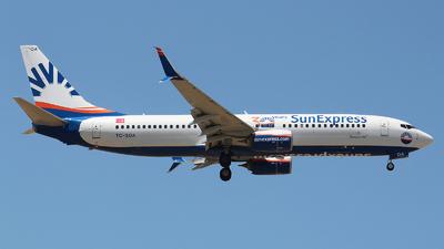 A picture of TCSOA - Boeing 7378HC - SunExpress - © Ali Mithat Ozdogan