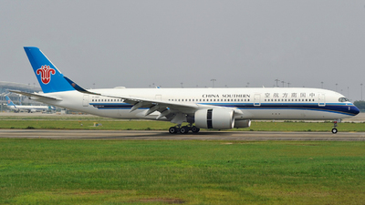B-308T - Airbus A350-941 - China Southern Airlines
