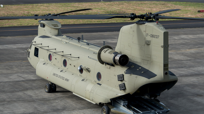 17-08237 - Boeing CH-47F Chinook - United States - US Army