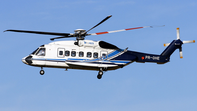 A picture of PROHE - Sikorsky S92A Helibus - Omni Taxi Aereo - © Allan Martins Antunes