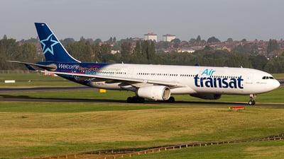 c gkts airbus a330 342 air transat jetphotos