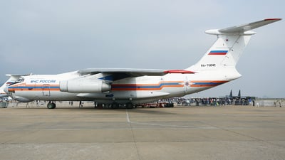 RA-76840 - Ilyushin IL-76TD - Russia - Ministry for Emergency Situations (MChS)
