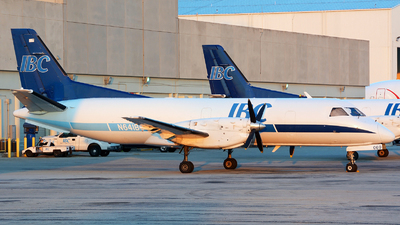 N641BC - Saab 340A(F) - IBC Airways