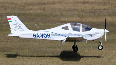 HA-VOH - Tecnam P2002JF Sierra - CAVOK Aviation Training