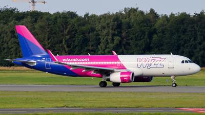 HA-LWU - Airbus A320-232 - Wizz Air