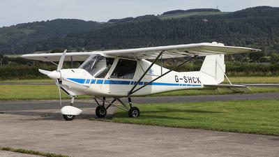 G-SHCK - Ikarus C-42 - Private