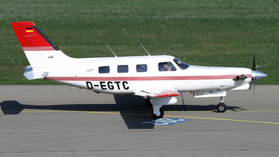 D-EGTC - Piper PA-46-350P Malibu Mirage/Jetprop DLX - Private