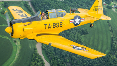 N3715G - North American AT-6G Texan - Private