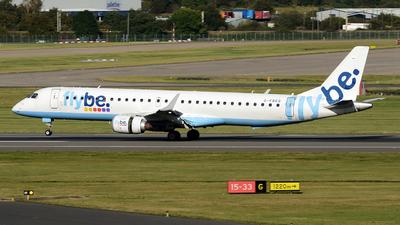 G-FBEG - Embraer 190-200LR - Flybe