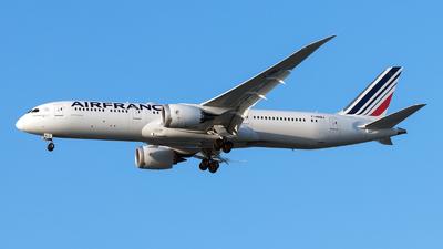 F-HRBJ - Boeing 787-9 Dreamliner - Air France