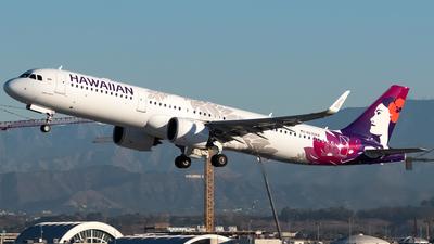 N230HA - Airbus A321-271N - Hawaiian Airlines