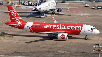 9M-AGB - Airbus A320-251N - AirAsia