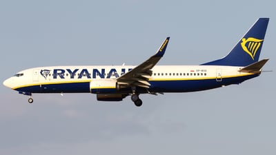 SP-RSO - Boeing 737-8AS - Ryanair Sun