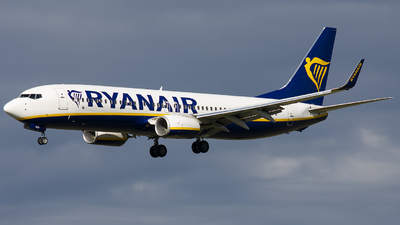 SP-RKU - Boeing 737-8AS - Ryanair Sun