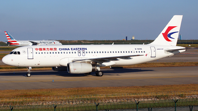 B-6696 - Airbus A320-232 - China Eastern Airlines