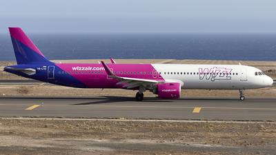 A picture of HALVZ - Airbus A321271NX - Wizz Air - © Manu Aldana