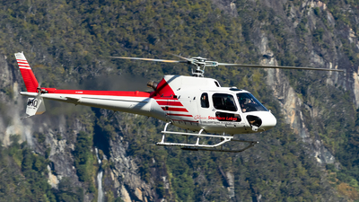 ZK-IHQ - Eurocopter AS 350B2 Ecureuil - Helicopters Queenstown