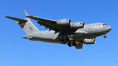 05-5148 - Boeing C-17A Globemaster III - United States - US Air Force (USAF)