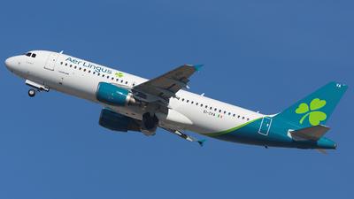 EI-CVA - Airbus A320-214 - Aer Lingus