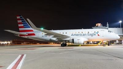 N871RW - Embraer 170-100SE - American Eagle (Republic Airways)