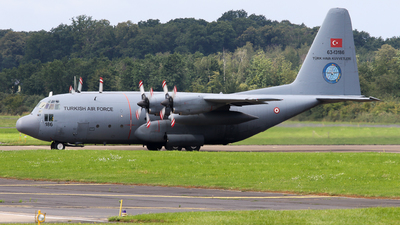 63-13186 - Lockheed C-130E Hercules - Turkey - Air Force