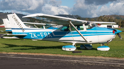 ZK-FSA - Cessna 172M Skyhawk - Christian Aviation