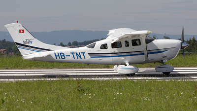 HB-TNT - Cessna T206H Stationair TC - Private