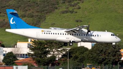 EC-MSM - ATR 72-212A(500) - Air Europa Express