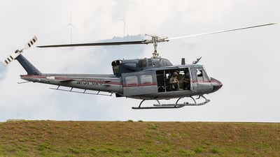 MSP025 - Bell UH-1ST - Costa Rica - Ministry of Public Security