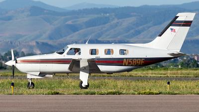 A picture of N589E - Piper PA46310P Malibu - [468408046] - © HA-KLS