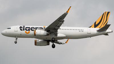 9V-TRH - Airbus A320-232 - Tigerair