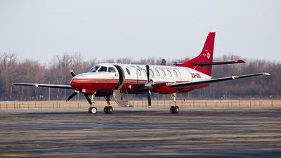 A picture of XAUSG - Fairchild Swearingen Metroliner - Aeronaves TSM - © JK zhong