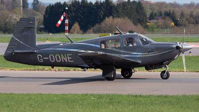 A picture of GOONE - Mooney M20J - [243039] - © PAUL LINK