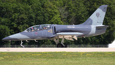 A picture of N39JV - Aero L39 Albatros - [533633] - © Eric Page Lu