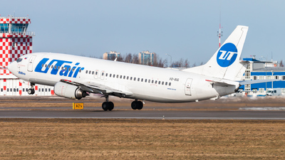 A picture of VQBIG - Boeing 73745S - UTair - © KomradAlexey
