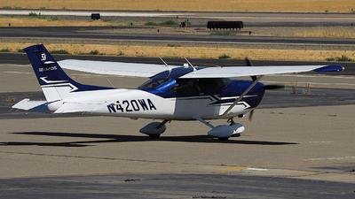 A picture of N420WA - Cessna 182T Skylane - [18283027] - © Jamie West