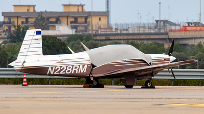 N228RM - Mooney M20K-231 - Private