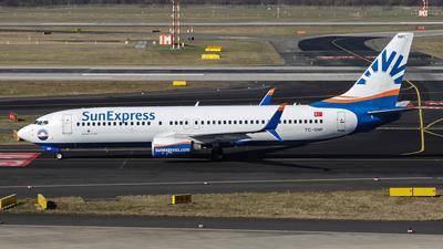 TC-SNP - Boeing 737-8HC - SunExpress