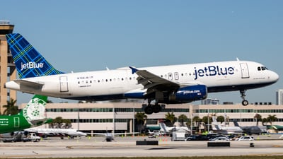 N706JB - Airbus A320-232 - jetBlue Airways