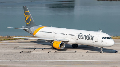 A picture of DATCA - Airbus A321211 - Condor - © Oliver Lotz