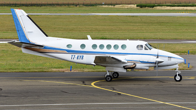 T7-KYR - Beechcraft A100 King Air - Private