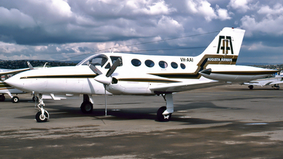 VH-AAI - Cessna 421B Golden Eagle - Private