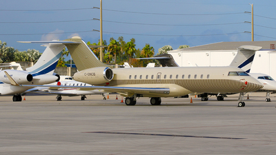 C-GNCB - Bombardier BD-700-1A10 Global Express - Private