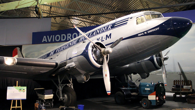 PH-TCB - Douglas DC-3 - KLM Royal Dutch Airlines