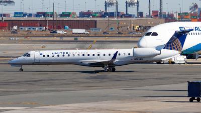 A picture of N14148 - Embraer ERJ145XR - United Airlines - © Oliver Richter