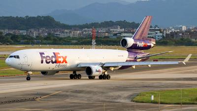 N614FE - McDonnell Douglas MD-11(F) - FedEx