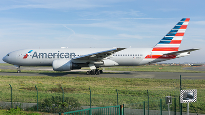 A picture of N788AN - Boeing 777223(ER) - American Airlines - © Olivier Landes