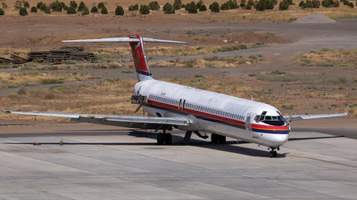 EP-TAT - McDonnell Douglas MD-82 - ATA Airlines [Iran]