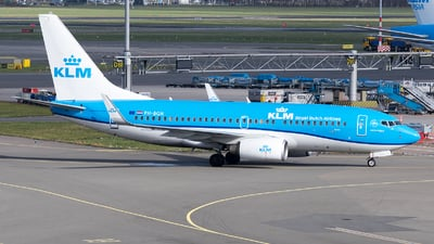 PH-BGN - Boeing 737-7K2 - KLM Royal Dutch Airlines